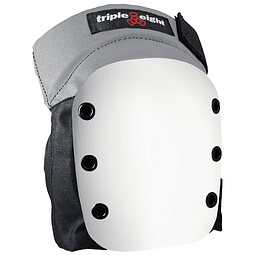 T8 Street Knee Pad white