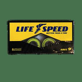 Rodamientos Life Pro Abec 9