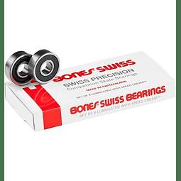 Bones Swiss Presicion