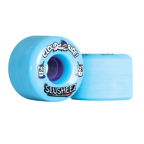 Cloud Ride Slusheez 62mm