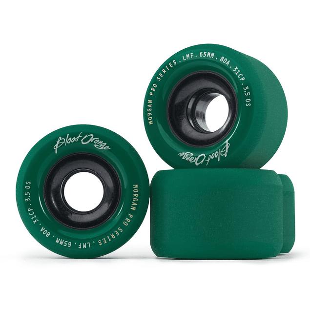 Morgan Pro 65mm 80a Midnight Green