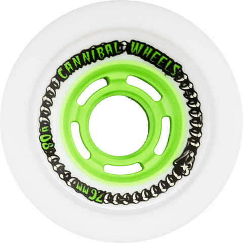 Venom Cannibals 76mm/80a Green Core