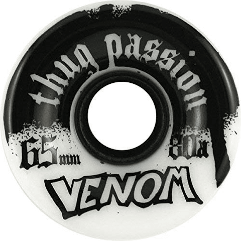 Thug passion 65mm 80a white