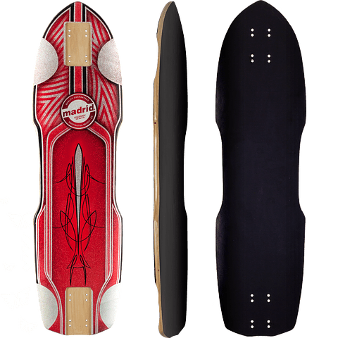 Leadfoot Zak Maytum Deck 2019 Pro Series