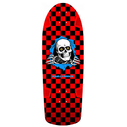 Ripper Checker 9 Red Black