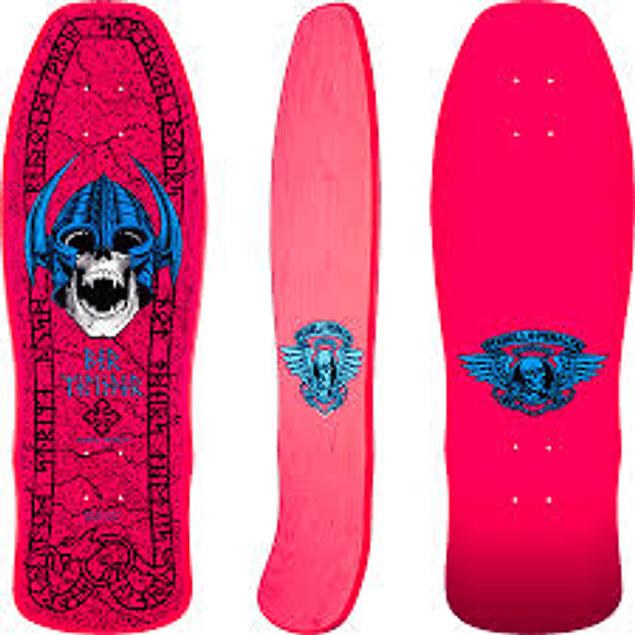 Welinder Nordic Skull Hot Pink