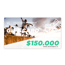 Gift Card $150.000