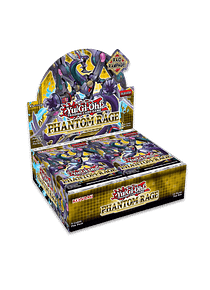 Phantom Rage Caja con 24 Sobres