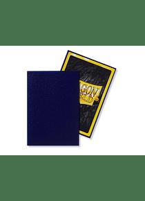 Micas Dragon Shield - Night Blue Matte Japanese Size C/60