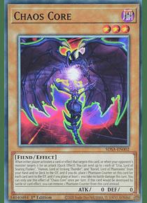 Chaos Core - SDSA-EN002 - Common