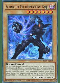 Radian, the Multidimensional Kaiju - SDSA-EN012 - Common