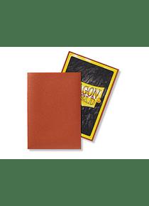 Micas Dragon Shield - Copper Matte Japanese Size C/60 (Back order)