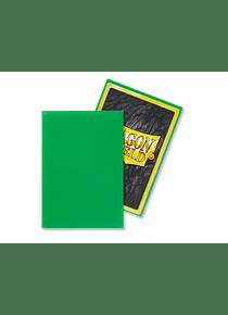 Micas Dragon Shield - Apple Green Matte Japanese Size C/60 (Back order)