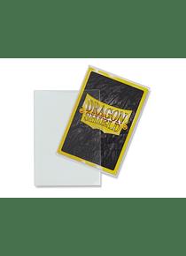 Micas Dragon Shield - Clear Matte Japanese Size C/60 (Back order)