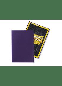 Micas Dragon Shield - Purple Matte Japanese Size C/60 (Back order)