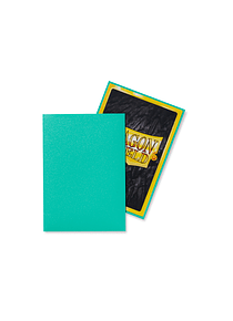 Micas Dragon Shield - Mint Matte Japanese Size C/60 (Back order)