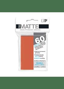 60ct Pro-Matte Peach Small Deck Protectors (Back Order)
