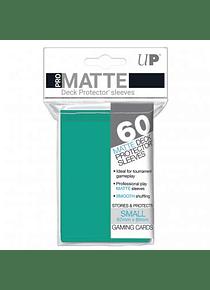 60ct Pro-Matte Aqua Small Deck Protectors