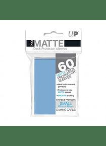 60ct Pro-Matte Light Blue Small Deck Protectors (Back Order)