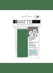 60ct Pro-Matte Green Small Deck Protectors (Back Order)