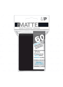 60ct Pro-Matte Black Small Deck Protectors (Back Order)