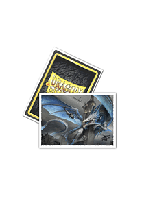 Micas Dragon Shield - Empire State Dragon - Matte  100 Standard Size  Art (Back Order)