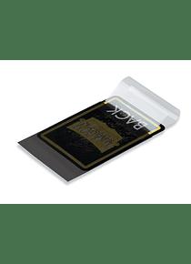 Micas Dragon Shield - Perfect Fit Sealable Smoke – Standard Size 100 (Back Order)
