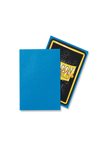 Micas Dragon Shield Saphire Matte 100 Standard Size (back Order)