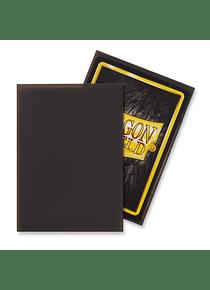 Micas Dragon Shield - Slate Matte 100 Standard Size (Back Order)