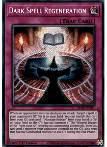 Dark Spell Regeneration - BLAR-EN001 - Secret Rare