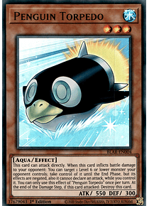 Penguin Torpedo - BLAR-EN004 - Ultra Rare