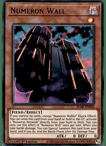 Numeron Wall - BLAR-EN020 - Ultra Rare
