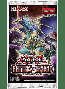 Battles Of Legend: Armageddon - Sobre