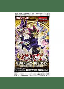 Legendary Duelist: Magical Hero Sobre