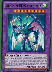 Elemental Hero Storm Neos - LCGX-EN073 - Common