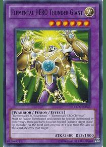 Elemental Hero Thunder Giant - LCGX-EN046 - Common