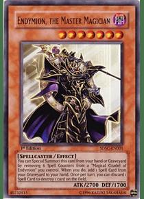 Endymion, The Master Magician - SDSC-EN001 - Ultra Rare