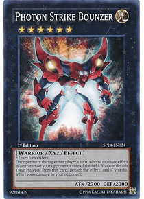 Photon Strike Bounzer - SP14-EN024 - Starfoil Rare