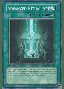 Advanced Ritual Art - STON-EN045 - Common