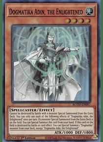 Dogmatika Adin, the Enlightened - ROTD-EN007 - Super Rare