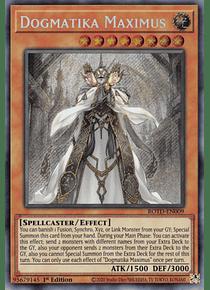 Dogmatika Maximus - ROTD-EN009 - Secret Rare