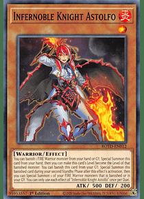 Infernoble Knight Astolfo - ROTD-EN012 - Common