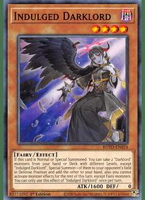 Indulged Darklord - ROTD-EN024 - Common