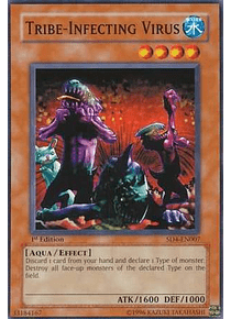 Tribe-Infecting Virus - SD4-EN007 - Common 1st Edition