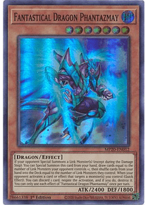 Fantastical Dragon Phantazmay - MP20-EN012 - Super Rare