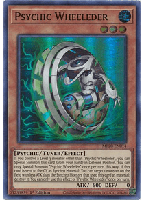 Psychic Wheeleder - MP20-EN014 - Ultra Rare