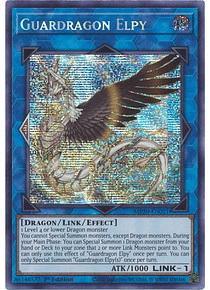 Guardragon Elpy - MP20-EN021 - Prismatic Secret Rare