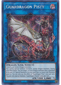 Guardragon Pisty - MP20-EN022 - Prismatic Secret Rare