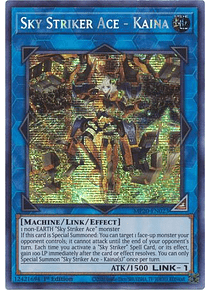 Sky Striker Ace - Kaina - MP20-EN023 - Prismatic Secret Rare