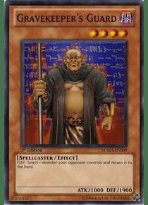 Gravekeeper's Guard - SDMA-EN009 - Common